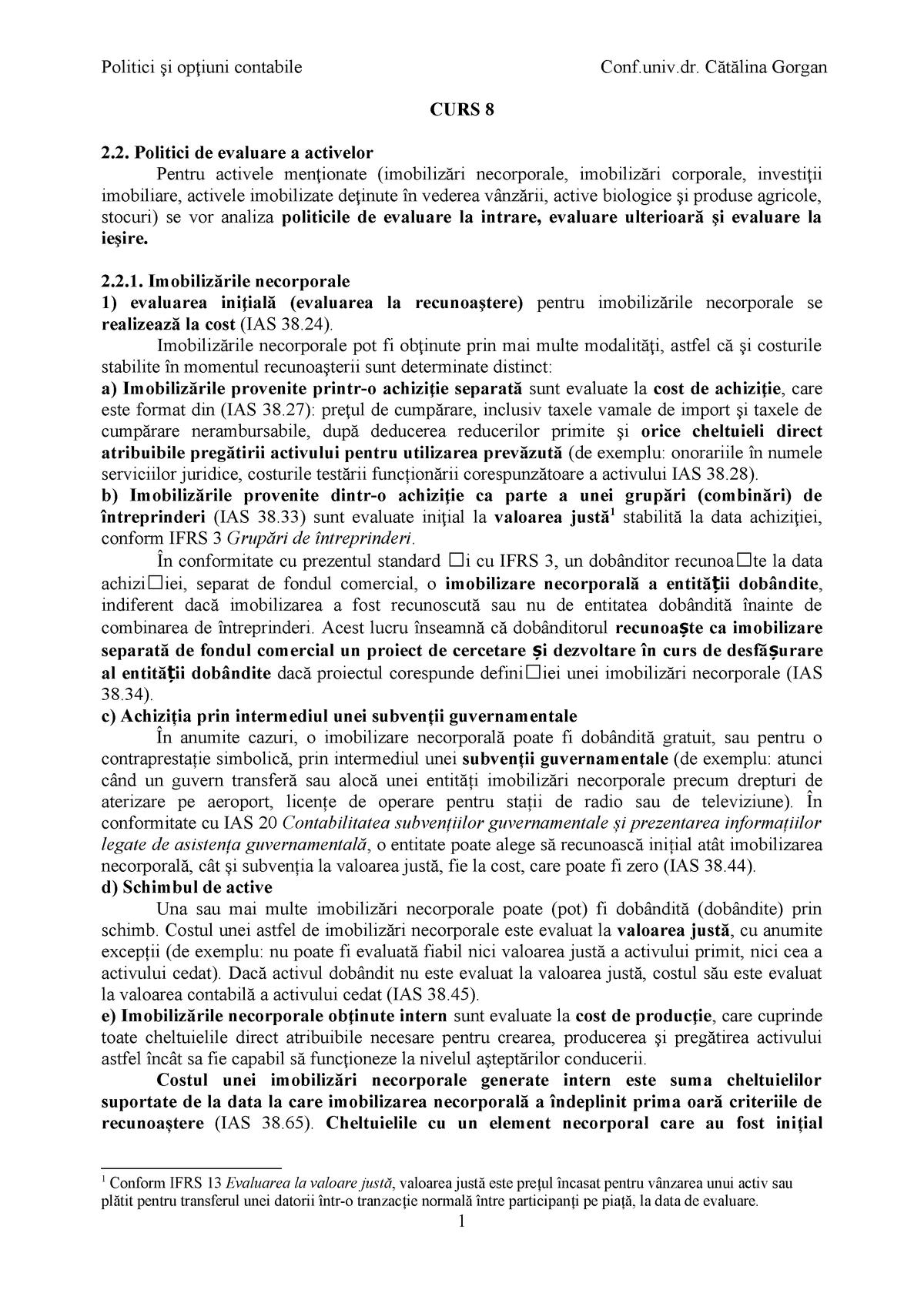 Contabilitatea instrumentelor financiare derivate - optiunile