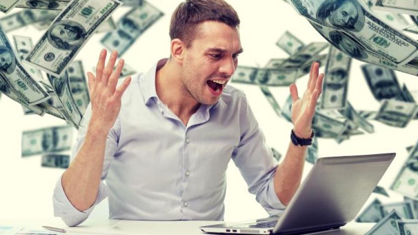 băieți, puteți face bani pe internet)