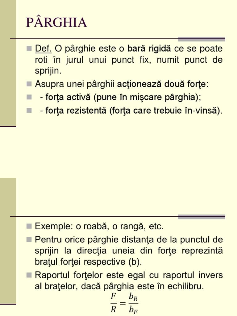 pârghie și opțiuni)