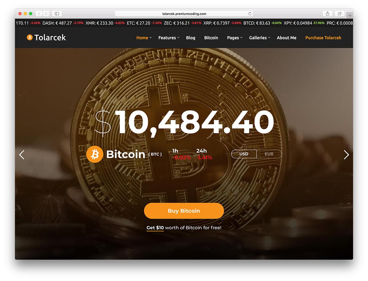Tema Bitcoin)