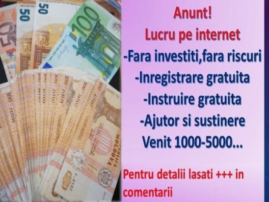 depozite și investiții pe internet