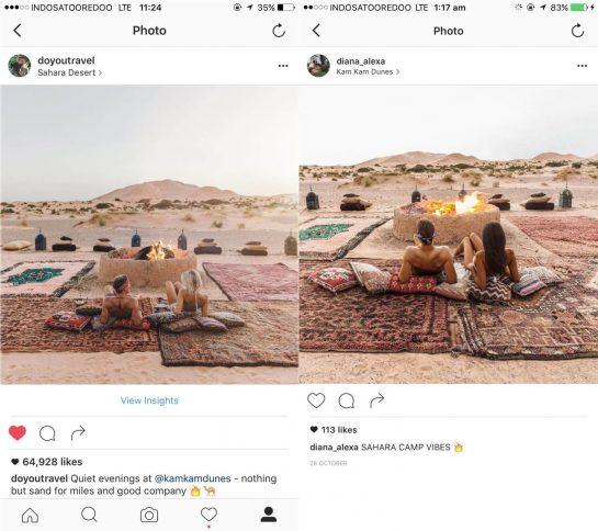 Cum să câștigi $ lunar doar cu poze pe Instagram - Take The First Step