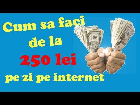 câștigați bani pe Internet fără investiții cu ios)