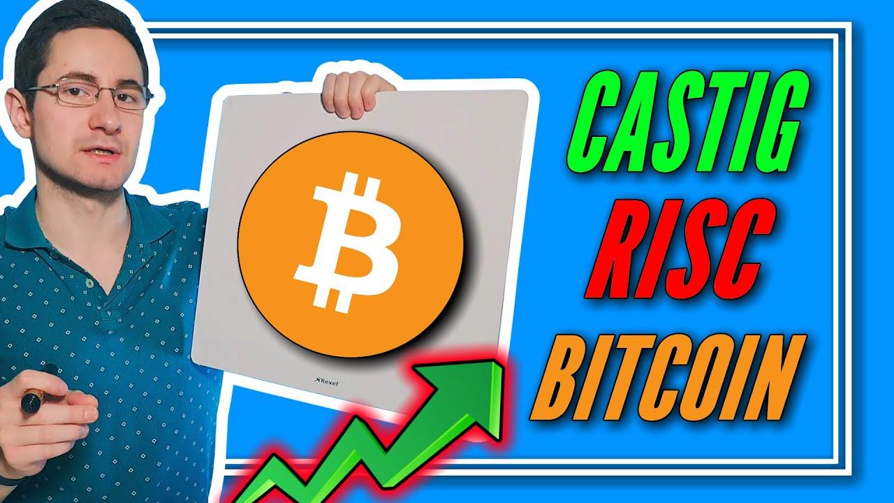 câștiguri bune în bitcoin