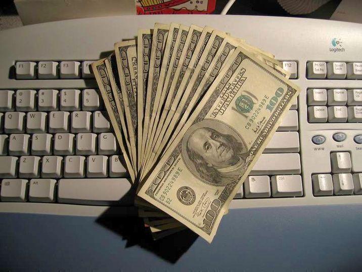 câștigurile pe internet în dolari)
