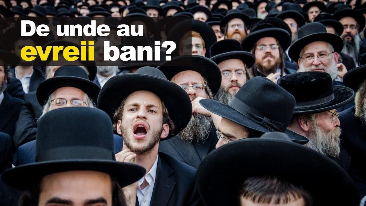 cum și pe ce câștigă bani evreii)