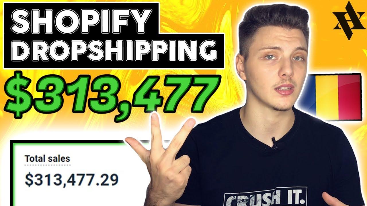 Cum să faci bani cu o afacere online Drop Shipping