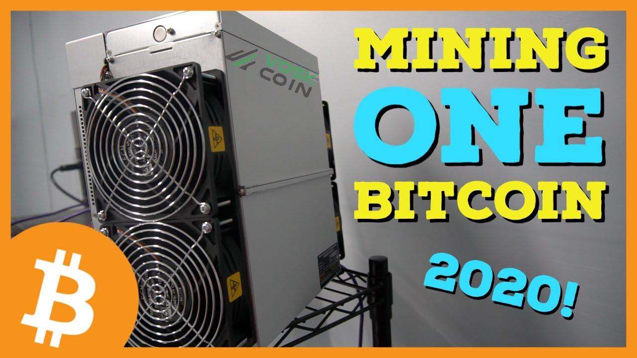 cum să extragă bitcoins 2020)