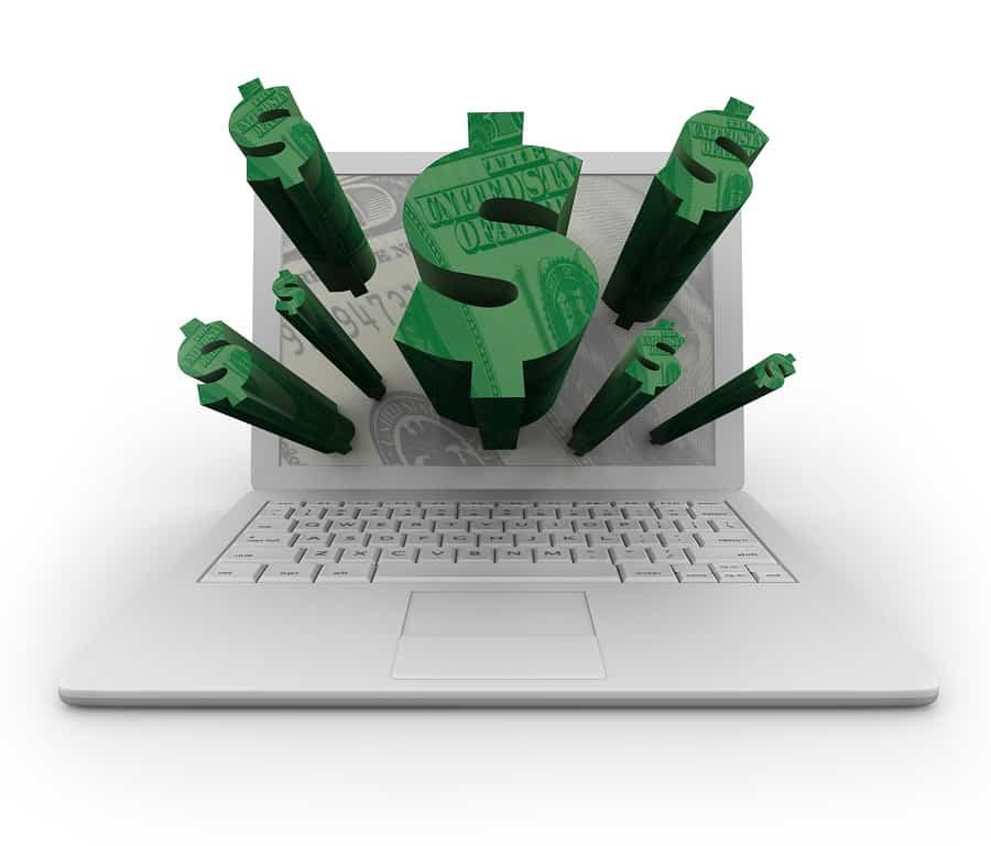 cum să faci bani doar prin partajarea internetului