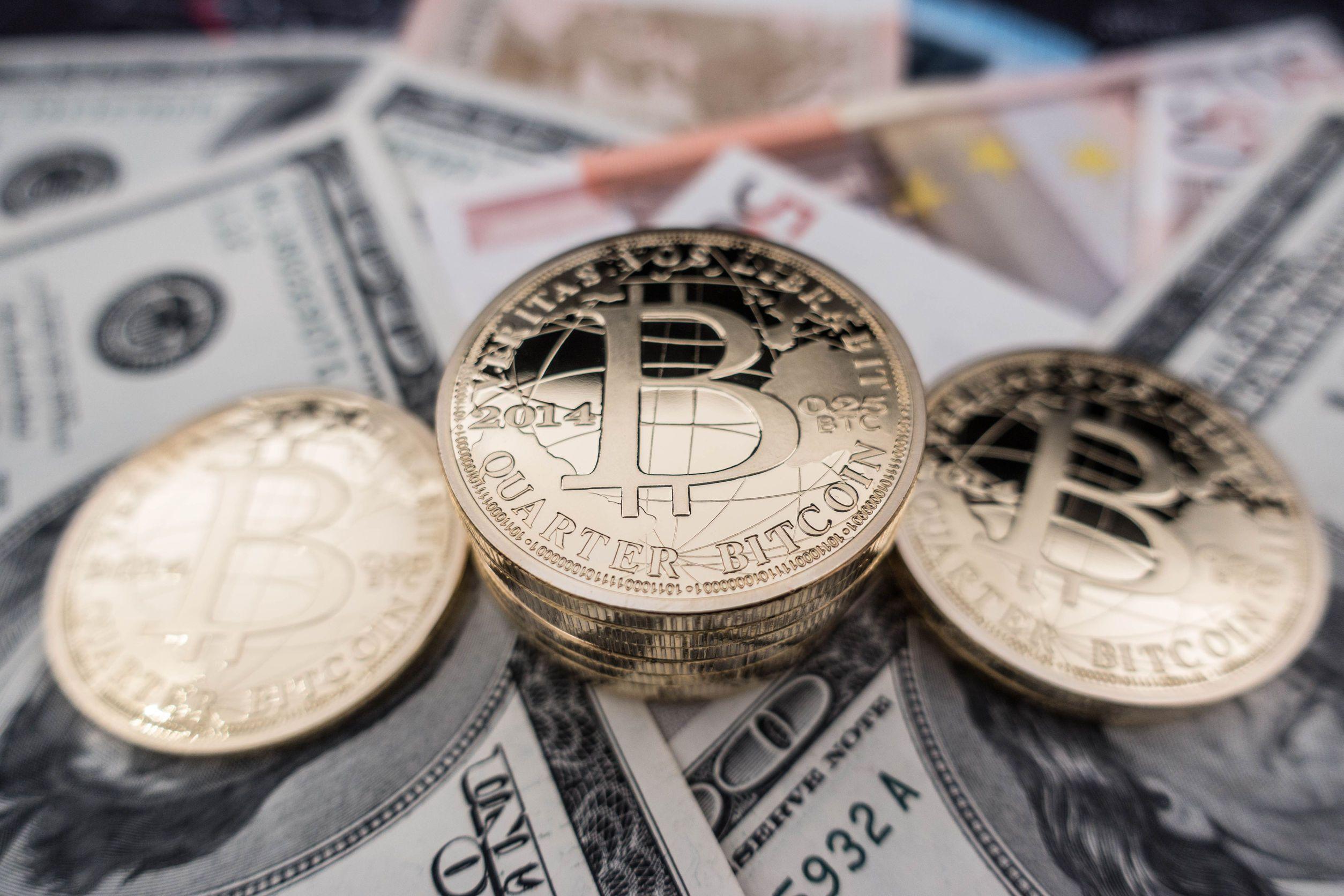 cum să investești în bitcoin prin intermediul