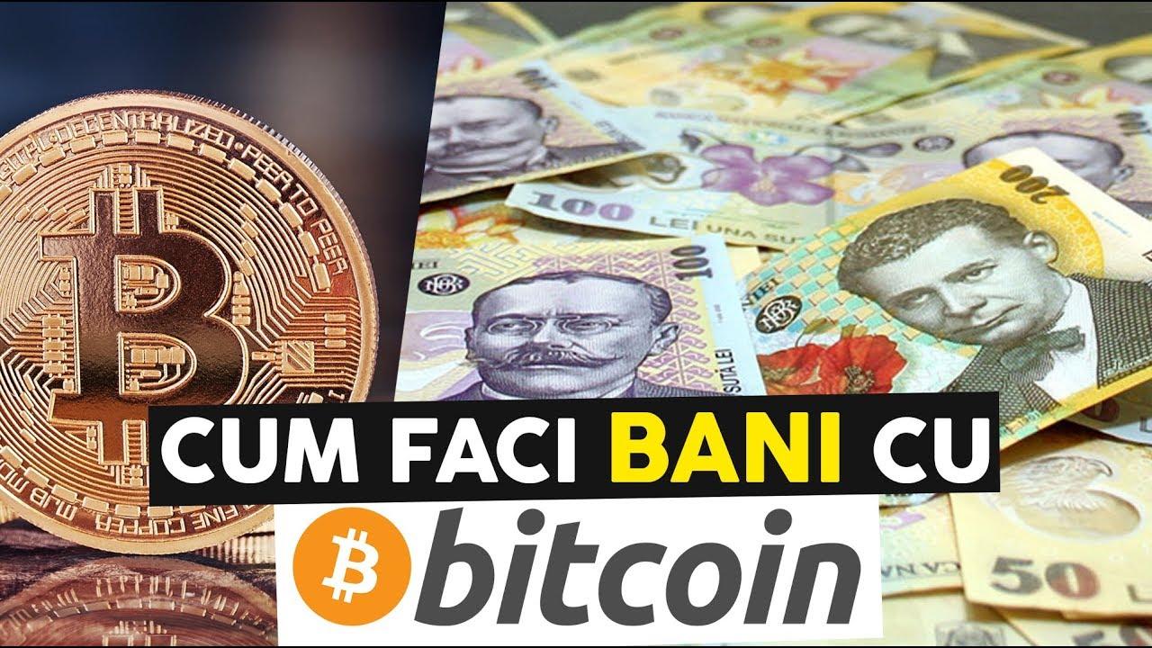 cum să obțineți bani pentru bitcoin)