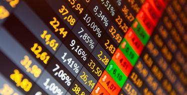 tranzacționarea pe retrageri cu o tendință de piață bursieră)