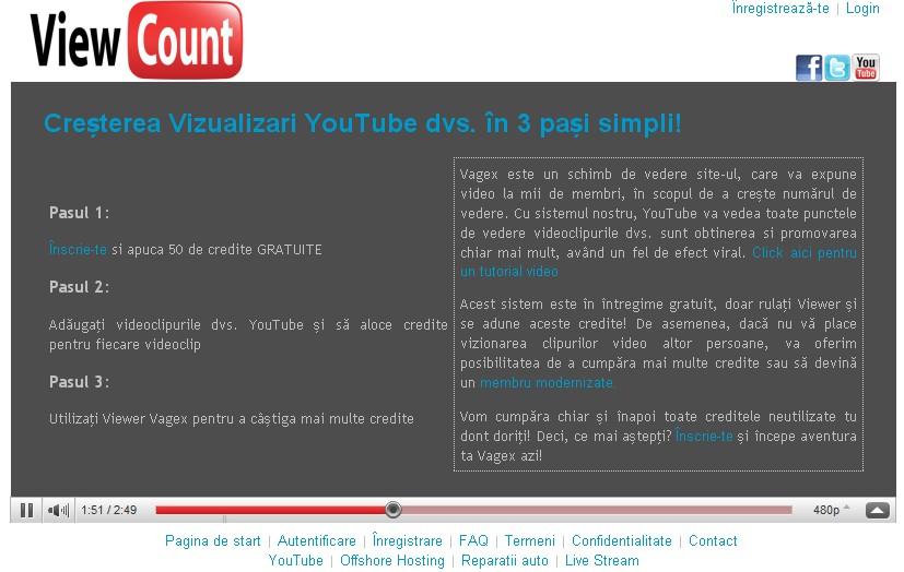 site- uri pentru a viziona videoclipuri și a câștiga bani