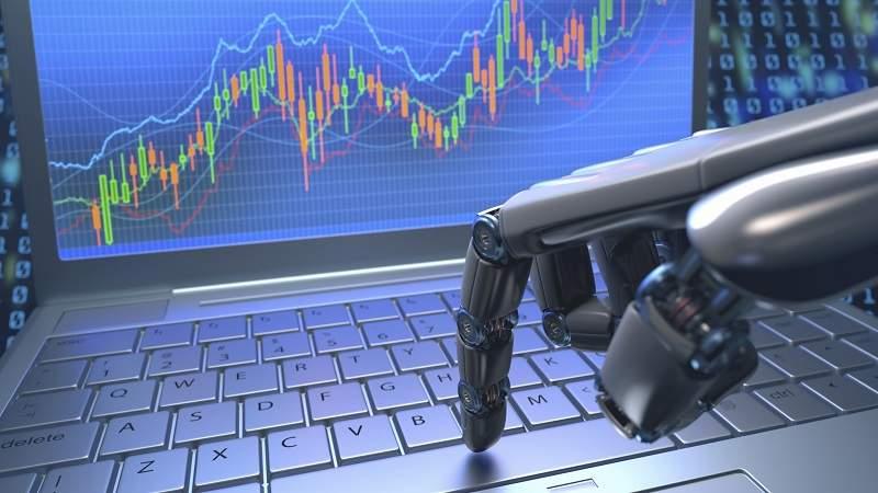 robot de tranzacționare la bursă
