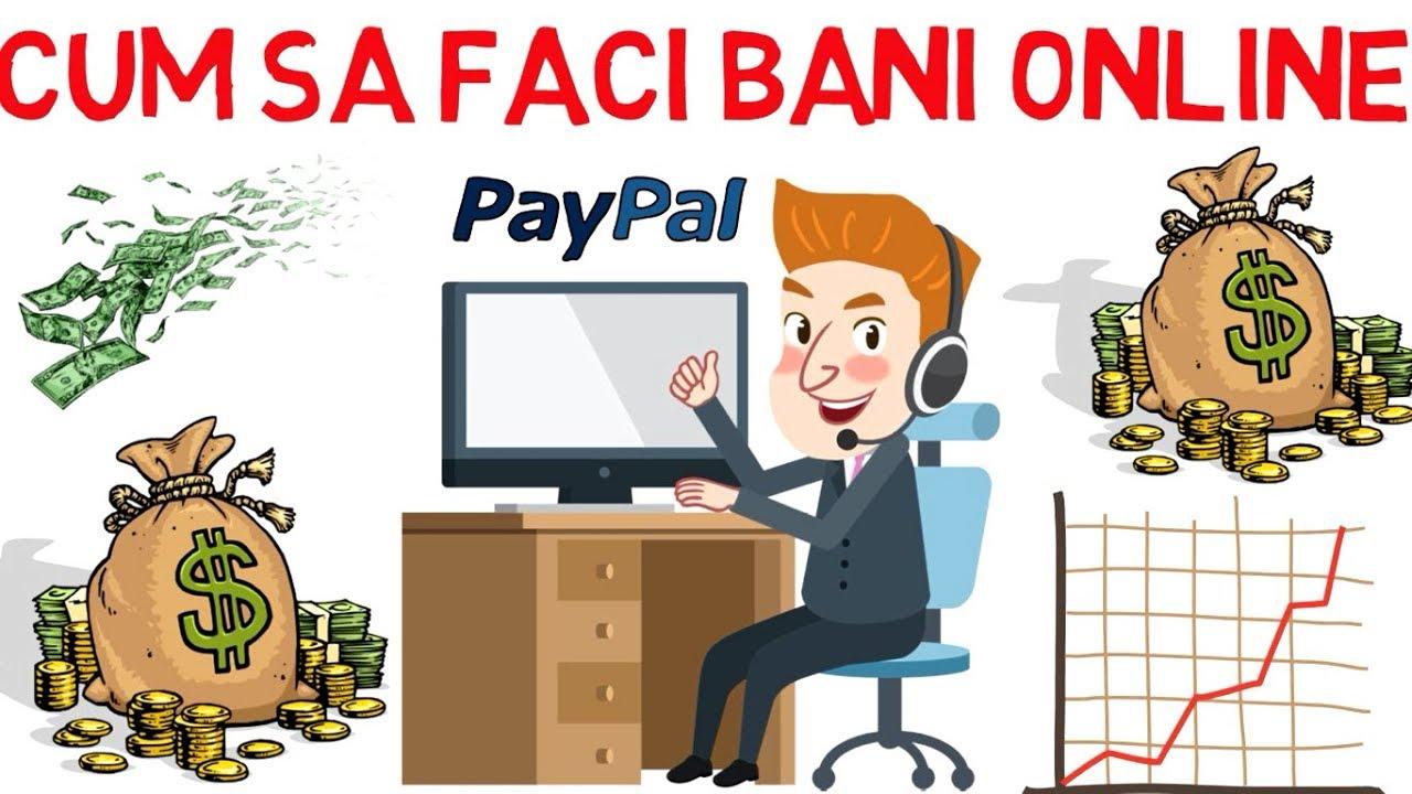 cum puteți face bani online