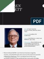 opțiuni Warren Buffett