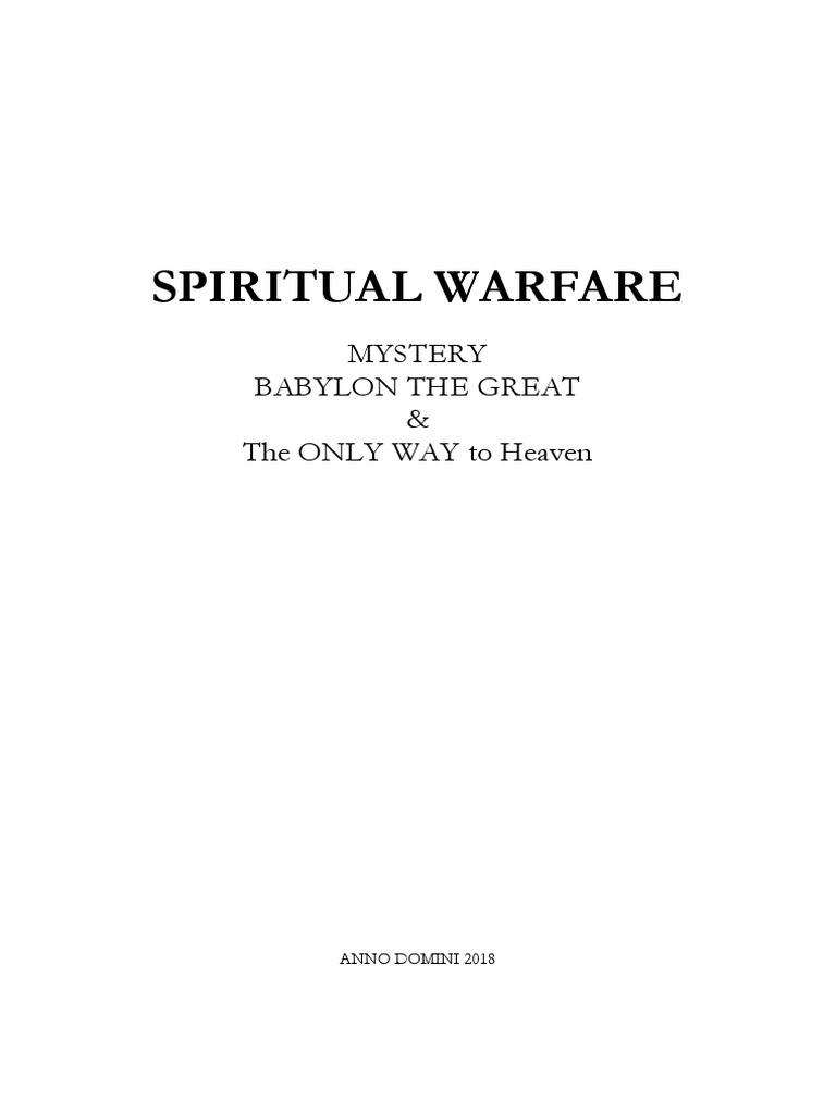 Pacea globala și apariția Anticristului