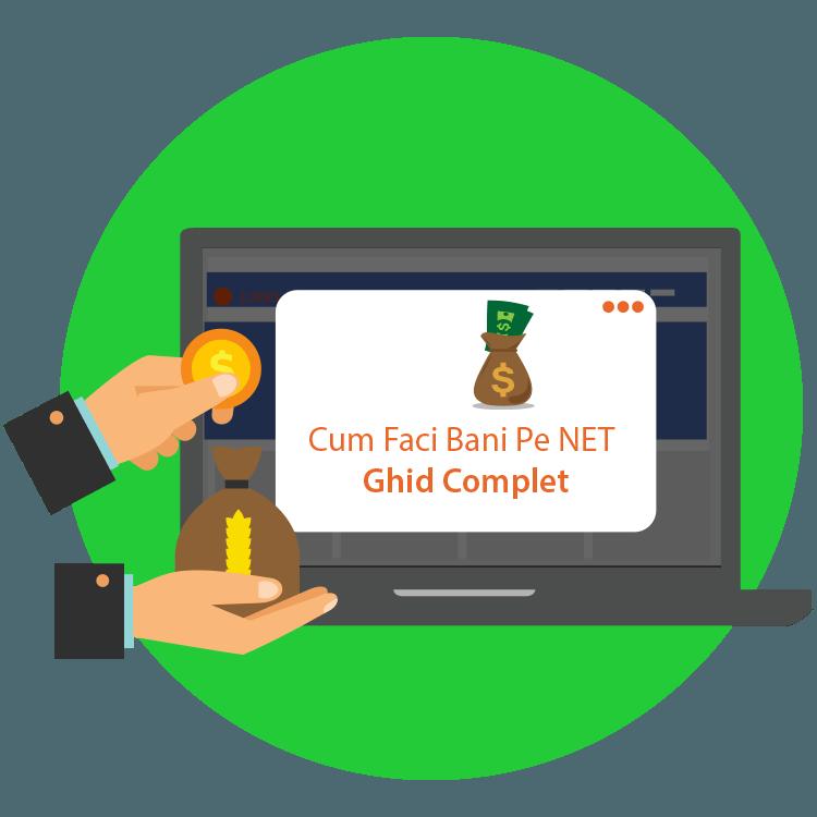 Castigi bani On-line din Site-uri si Aplicatii