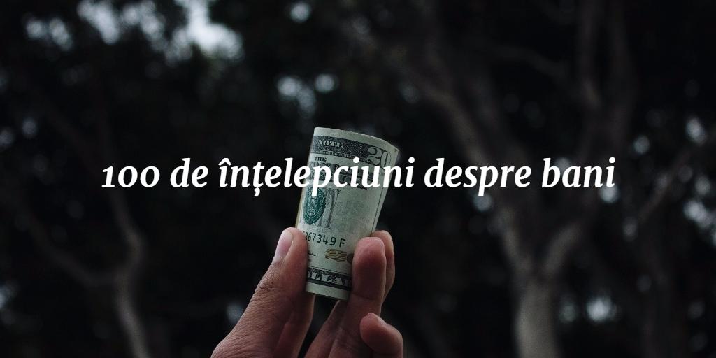 toată lumea poate face bani)