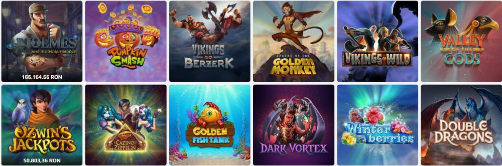 Top sloturi online - descoperă top 10 jocuri din !
