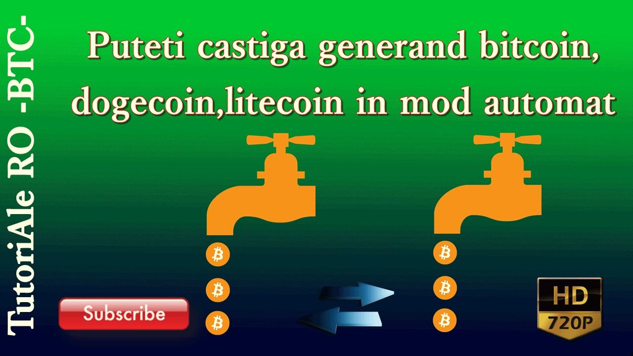 bitcoin cum să faci bani Semnalele de opțiuni binare VK