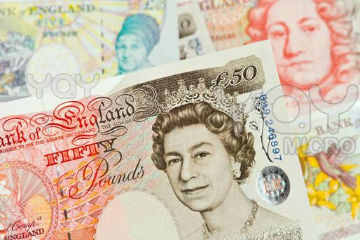 opțiuni de lire sterline