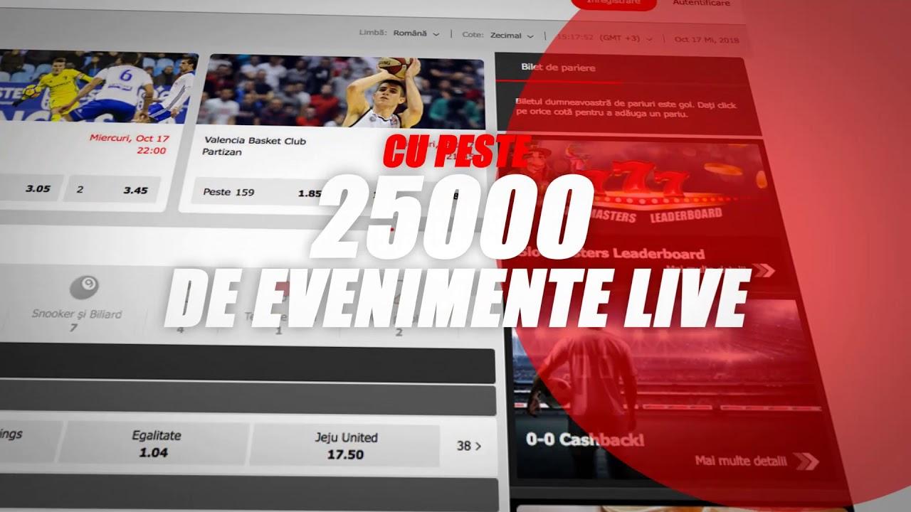 demo cont de pariere cum să faci 500 pe zi online