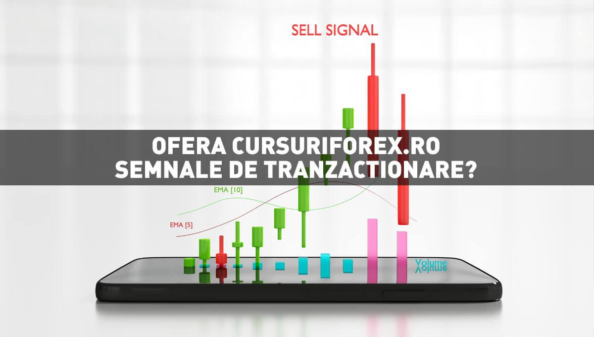 semnale pentru tranzacționare)