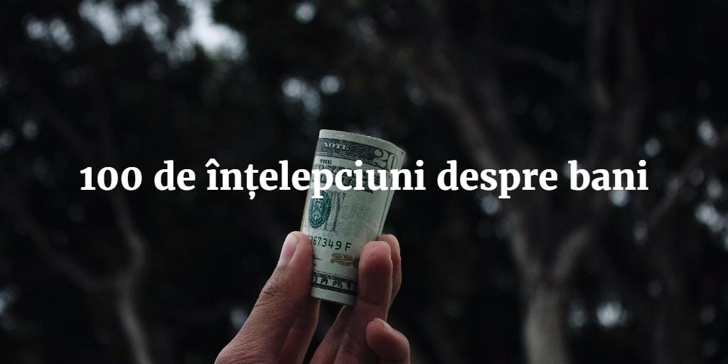 cum să faci și să cheltui bani)