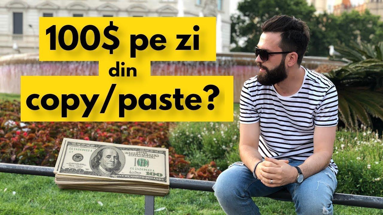 cum să faci un milion pe internet fără investiții)