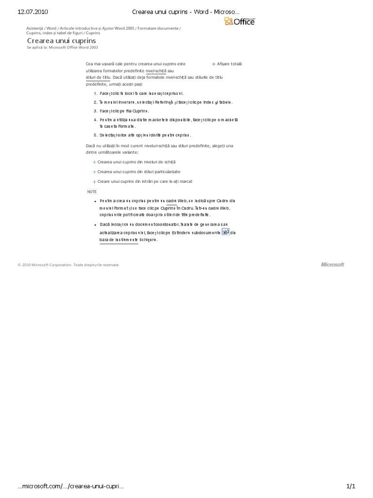 Caseta de dialog filtru Opțiuni interogare - Asistență Office