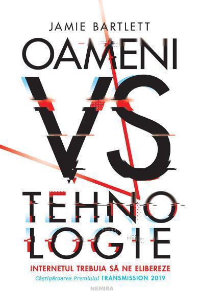 """O carte pe zi: """"Oameni vs tehnologie. Internetul trebuia să se elibereze"""
