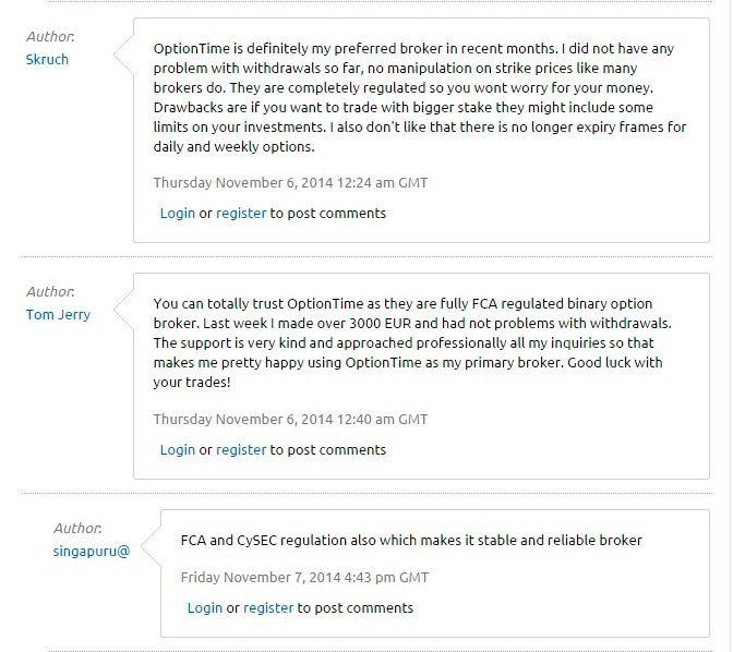 comercianții de opțiuni binare evaluări recenzii