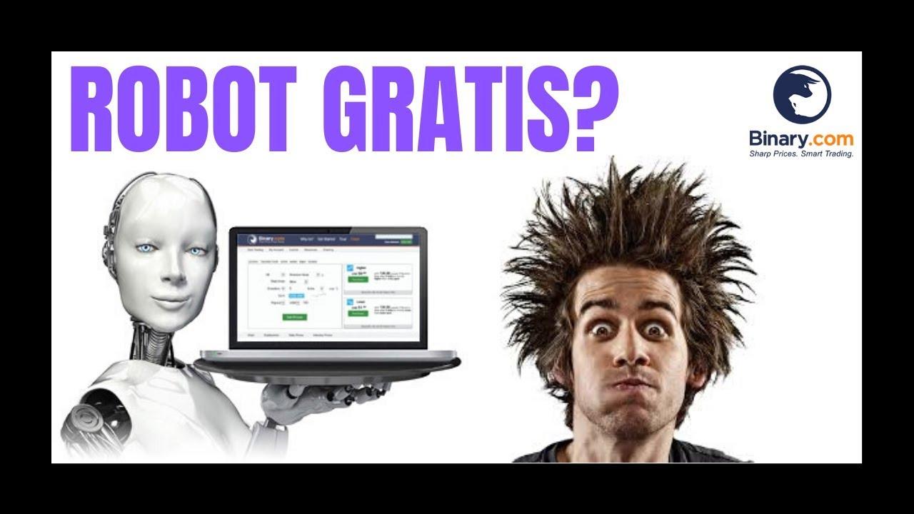 constructor robot de tranzacționare conform programului)