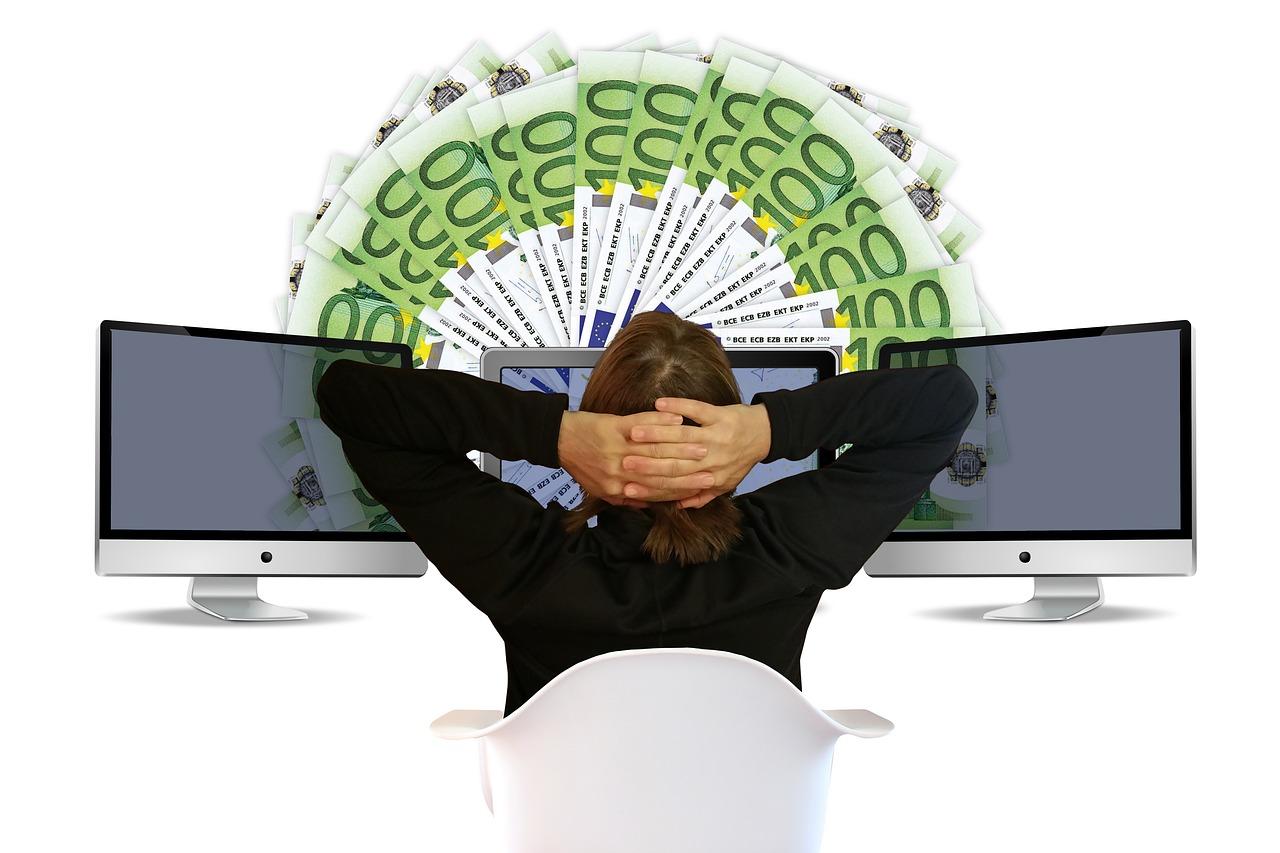 cum să faci bani online fără să faci nimic)