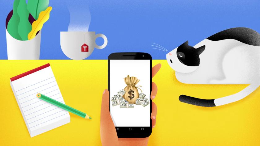 cum să faci bani pe telefonul tău mobil)
